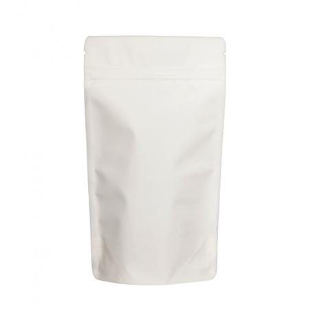 Doypack® Plastique Opaque - Toucher mat - 750ml 165x265+2x45