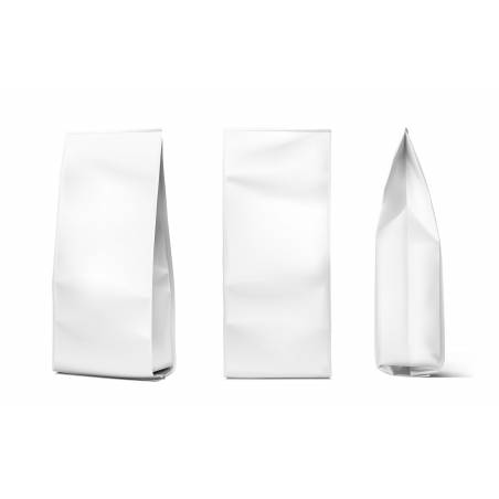 Quattro Bag Plastique Opaque 125ml 79x254+4x30