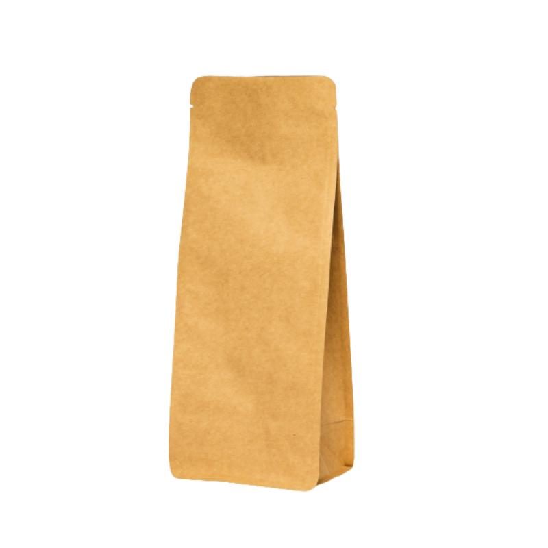Box Pouch kraft brun 250 ml...