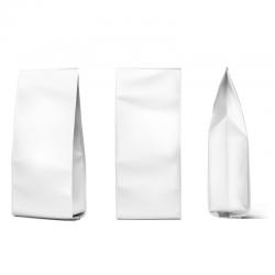 Quattro Bag Blanc Opaque